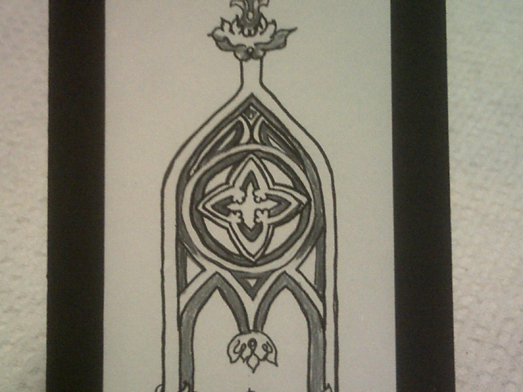 Gothic Arch #1 Details